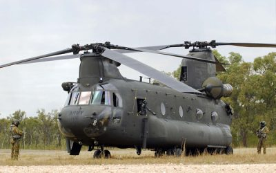 Craig International Ballistics Awarded Helicopter Armour Protection Contract